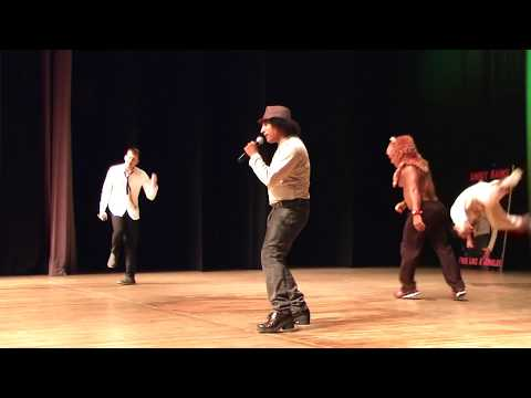 Highlights of Amrit Bains's live show at Surrey Arts Centre