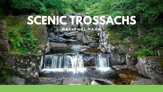 Scenic Trossachs National Park | Scotland