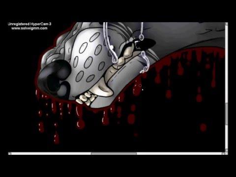 :SpeedPaint: watch me bleed Vent