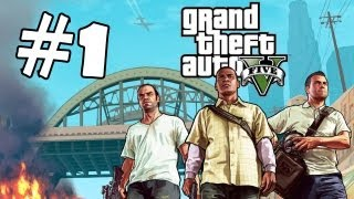 grand theft auto 5 part 1 walkthrough gameplay gta v lets play playthrough xbox 360