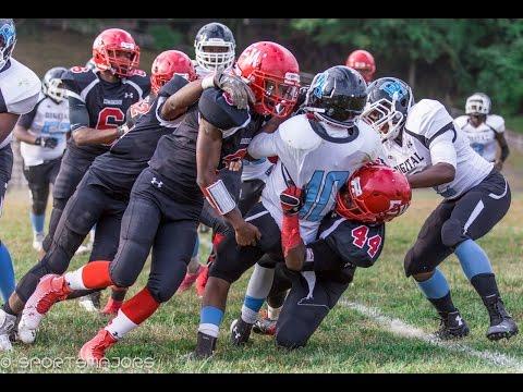 Edmondson vs Digital Harbor High School Football SportsMajors.com
