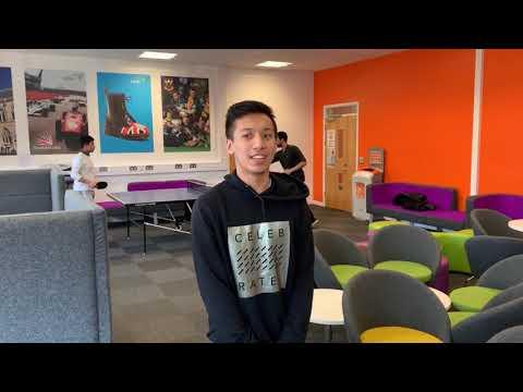University Of Northampton International College Promo Video (UNiC)