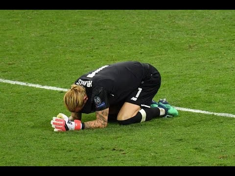 Loris Karius' Mistakes Against Real Madrid: His Career Coming To An End?