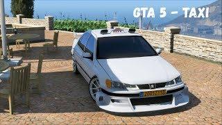 GTA 5 - Peugeot Taxi 406 (Фильм Такси)