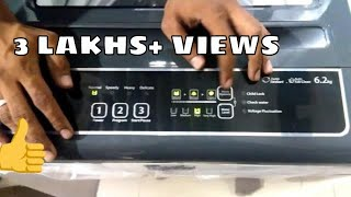 Whirlpool washing machine - classic 621s review hindi