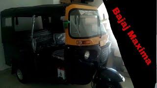 New Bajaj Maxima auto diesel full review