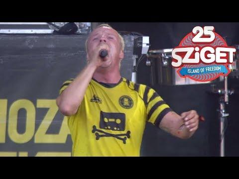 Dubioza Kolektiv LIVE @ Sziget 2017 [Full Concert]