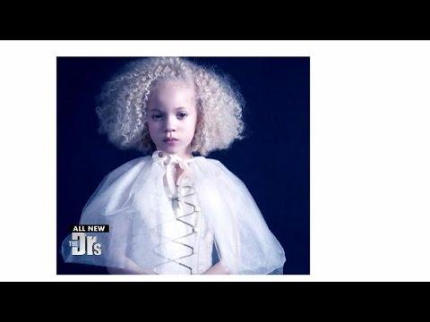 Meet 8-Year-Old Fashion Model