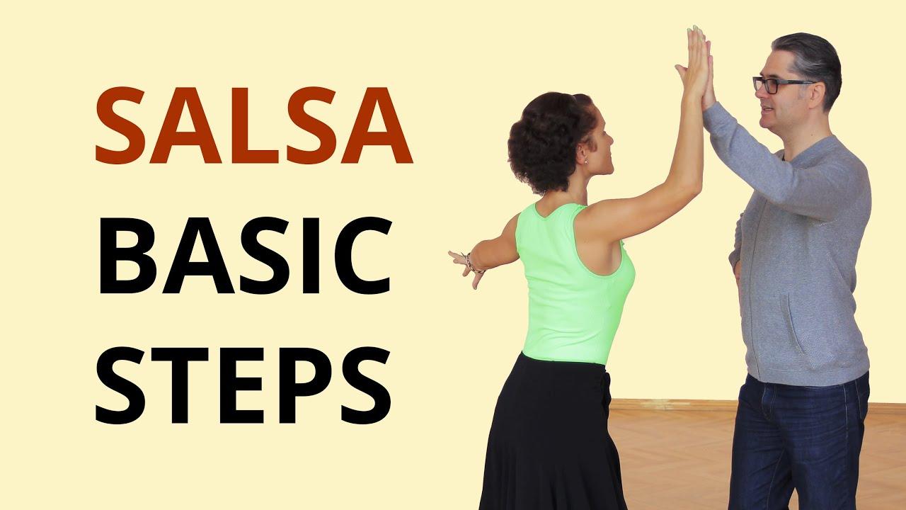 5 Basic Dance Steps for Beginners || Nishant Nair Tutorial ...