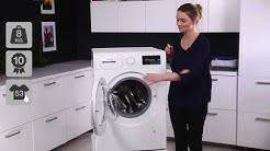 Bosch WAT283L8SN Vaskemaskine