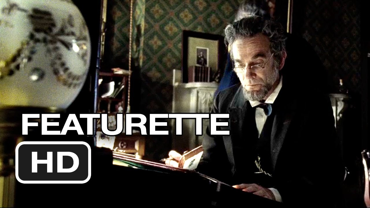 Lincoln Featurette The Art Of Lincoln 2012 Steven Spielberg Movie Hd Youtube