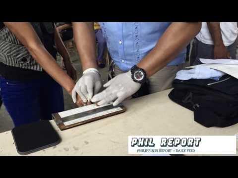 100 Region 3 cops into drugs - Philippines