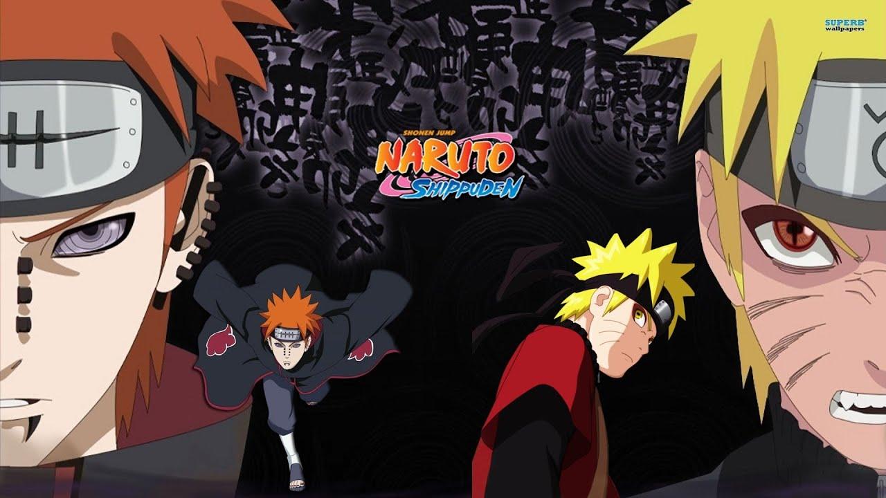 Sad Animation Wallpaper Naruto Vs Pain Amv White Comic This Ain T The End Of Me