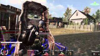 Infestation Thailand :[AT99] E A D D Y Montage PVP #5 M200 M107 VSS SP R93 มาหมดดด.