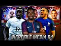 ¡¡JUGADOR BASTILLA MEDIA 94 IN A PACK!!   2 SOBRES BASTILLA ASEGURADO   FIFA 17 MOBILE