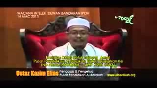 10 Larangan Semasa Bergaduh Suami Isteri - Ustaz Kazim Elias 2014