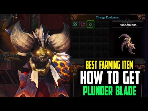 RAG: THE BEST PALICO ITEM! How To Get The Plundereblade! Monster Hunter Palico Items (Quests)