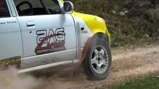 JR Speed Sucimuci Racing Team Mitsubishi Evo3 & Perodua Kelisa 4wd Rally Test