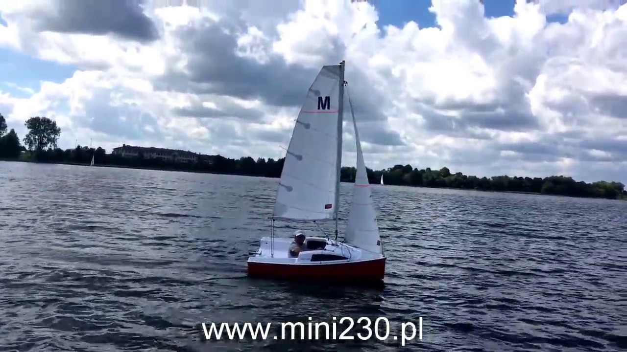 Yacht mini 230