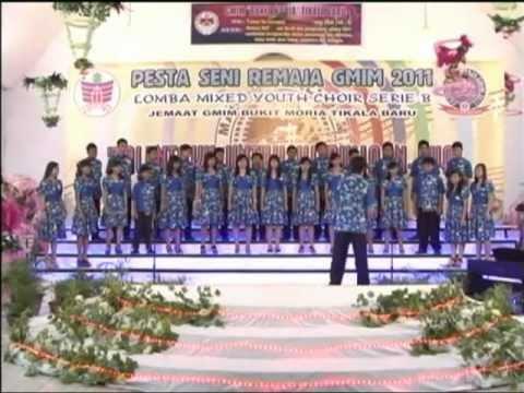 Sola Gratia Teenager Choir Manado - Mars Remaja GMIM - Down by the Riverside.mp4