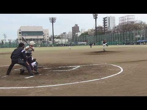 20170108 リトルジャイアンツ 3-2 ブラックキラーズ (台東NYT)