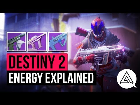 DESTINY 2 | What's the Difference Between Kinetic & Energy Weapons?