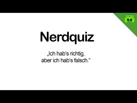 Zitate - Nerdquiz