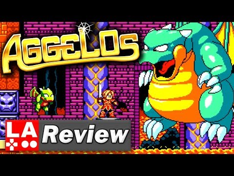 Aggelos Review | (Nintendo Switch/PS4/Xbox/PC)