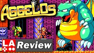 Aggelos Review | (Nintendo Switch/PS4/Xbox/PC) (Video Game Video Review)
