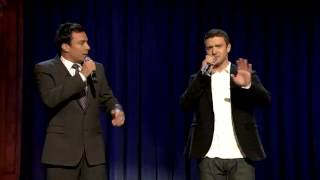 Jimmy Fallon and Justin Timberlake History of Rap 3