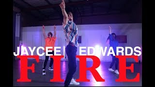 Fire - Jaycee - Dance Choreography by Roha Taiapa