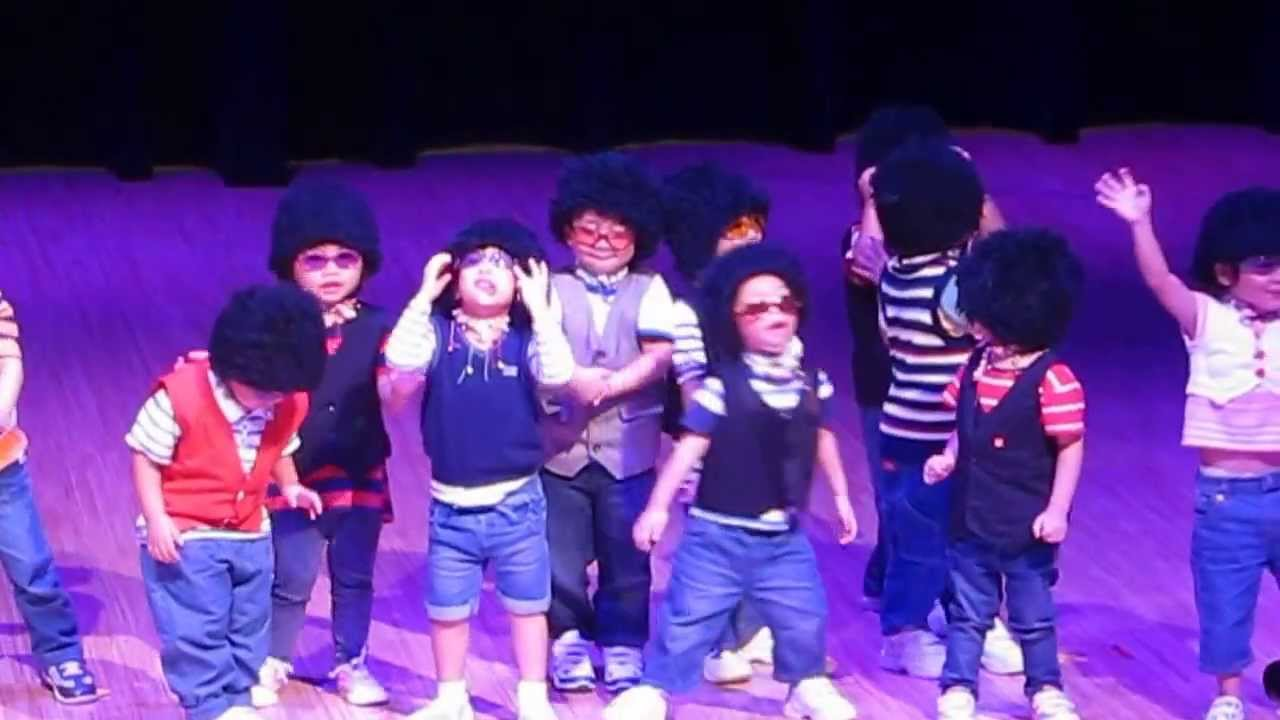 Natty's Pre-nursery 2013 Year End Concert- Dancing Queen Retro Theme