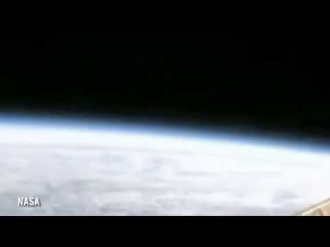 UFOs Leaving Earth before NASA Unexpectedly Cuts The Live Feed