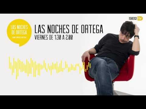 Las noches de Ortega | 3x45 | Homínidos
