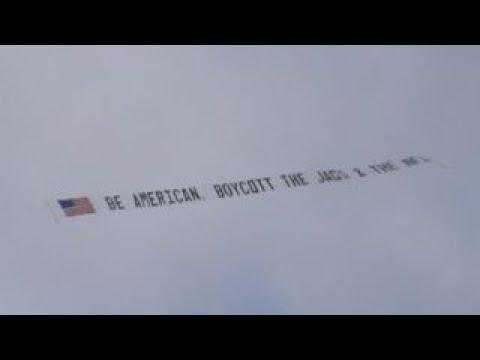 former-jags-fan-hires-plane-asking-people-to-boycott-nfl