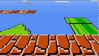 Minecraft Mario World 1-1, 750,000 Block Pixel Art with Download!