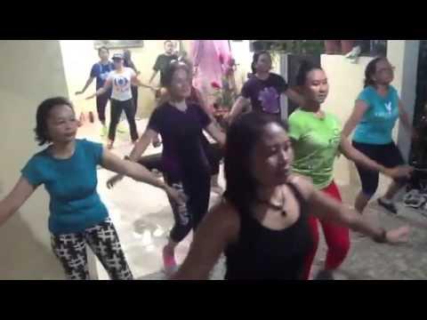Aerobic azalea Sambalado by Dirga