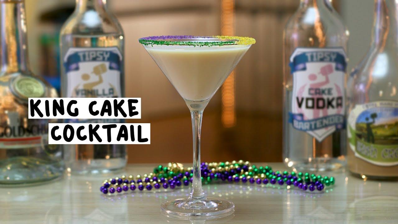 91 Birthday Cake Martini With Vanilla Vodka