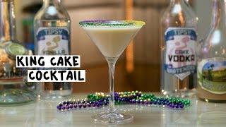 King Cake Cocktail