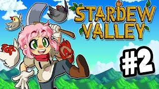 Stardew Valley - Joja Mart - PART 2 - Commander Holly Plays - Feat. ROSS