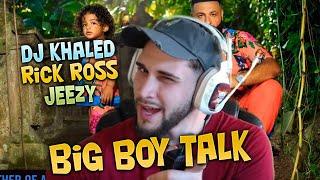 HE DID IT AGAIN DJ Khaled Big Boy Talk Audio ft Jeezy Rick Ross REACTION