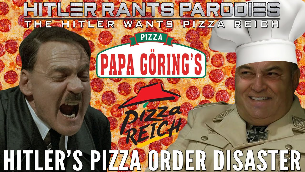Hitler's pizza order disaster