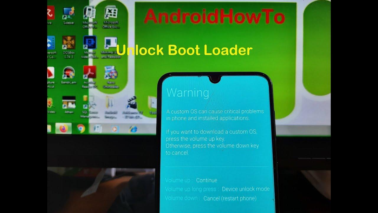 Unlock Bootloader Samsung Galaxy M31