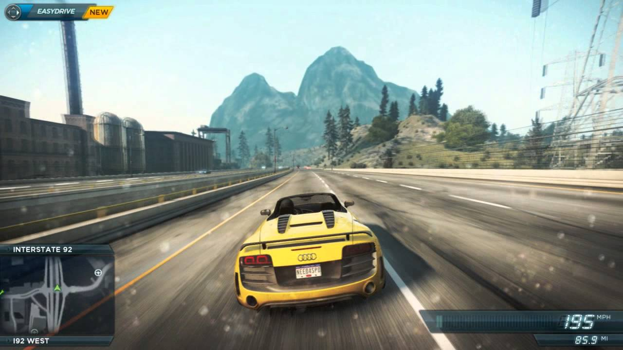 Download Need For Speed Most Wanted 2012 - Pro 2 Nitro Demonstration