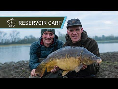 Reservoir Carp Fishing With Alan Blair