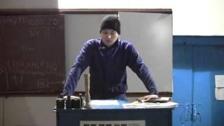 Видео 1-1 Узлы токарного станка.