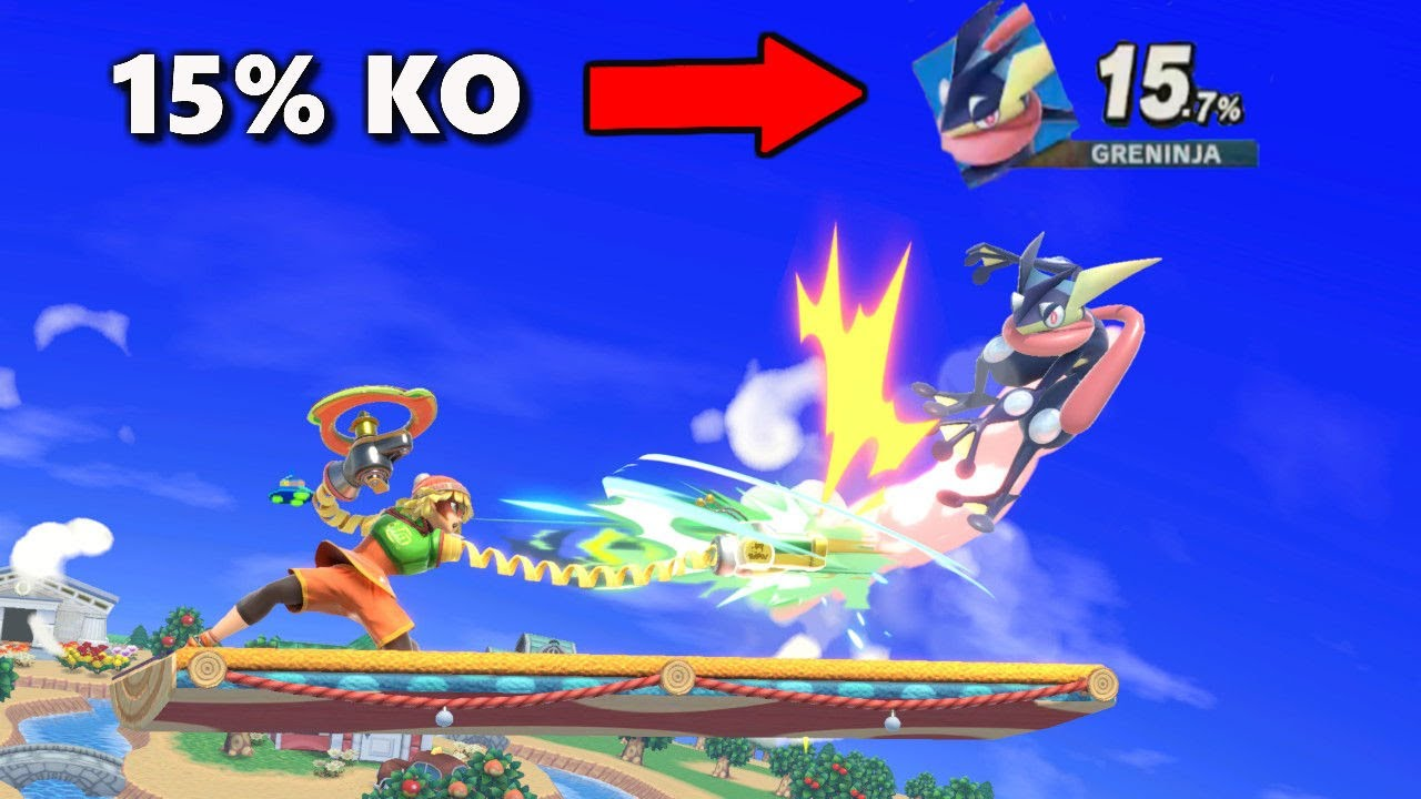 Dumbest Moments in Smash Ultimate