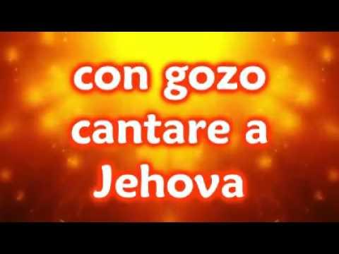 Con gozo cantaré a Jehová