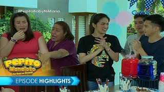 Pepito Manaloto: Gender reveal party