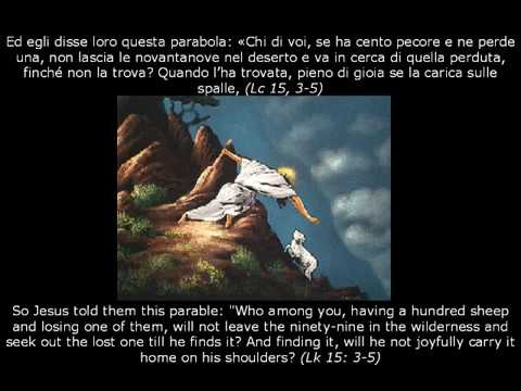 La pecorella smarrita - La moneta perduta - Il Padre Misericordioso